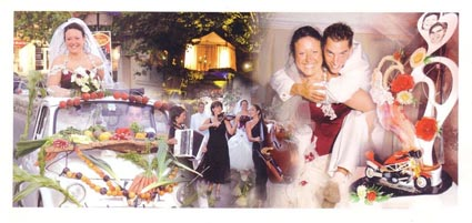 Mariage Hermance et Quentin